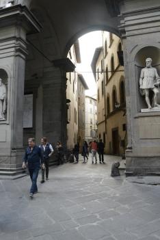 Piazzale degli Uffizzi