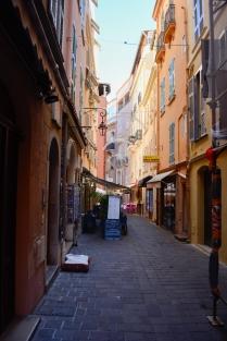 Calles de Monaco Ville