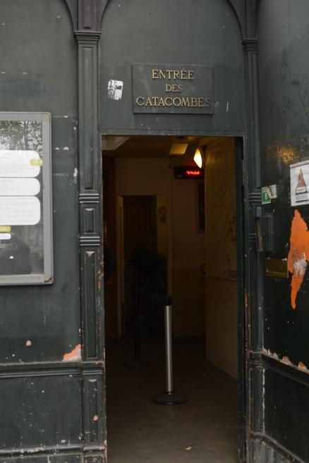 Catacumbas de Paris