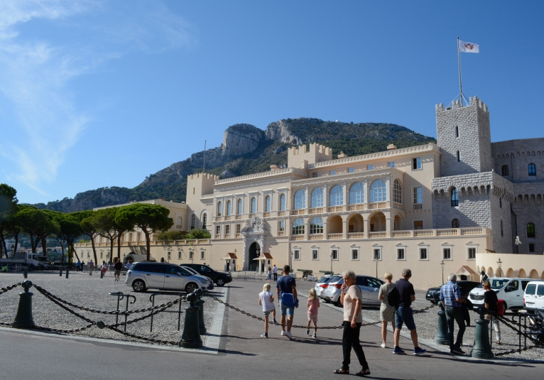Palacio Pincipesco de Monaco