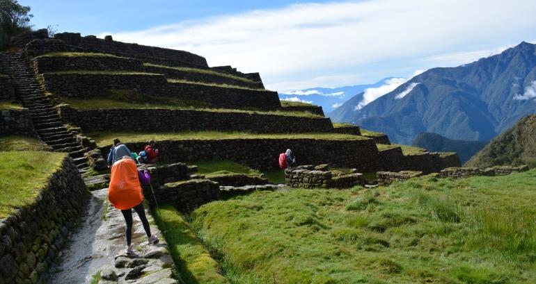 Camino Inca, Cuzco, Peru