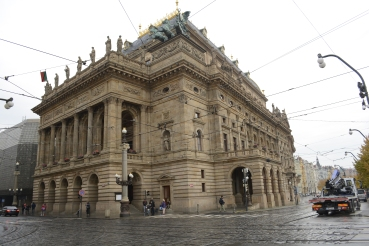 Praga, Rep Checa