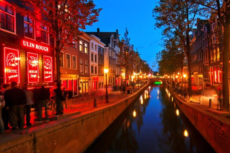 Visita-el-Barrio-Rojo-de-Ámsterdam